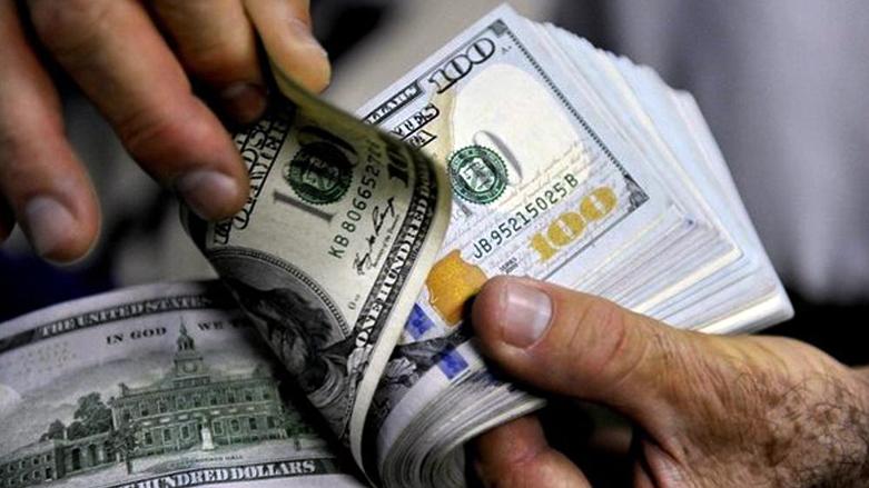 المركزي يعلن انخفاض مبيعات العملة الصعبة لاكثر من 214 مليون دولار
